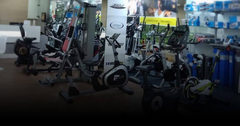 fitness store chennai
