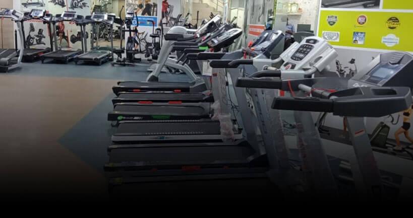 gym equipment showroom chennai