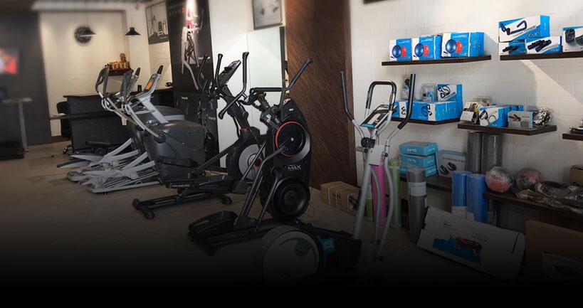 gym equipment store somajiguda