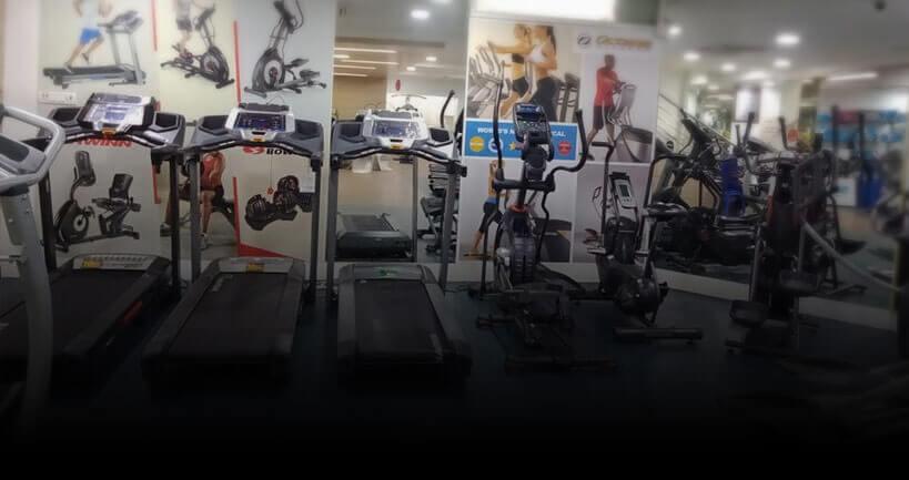 treadmill showroomchennai