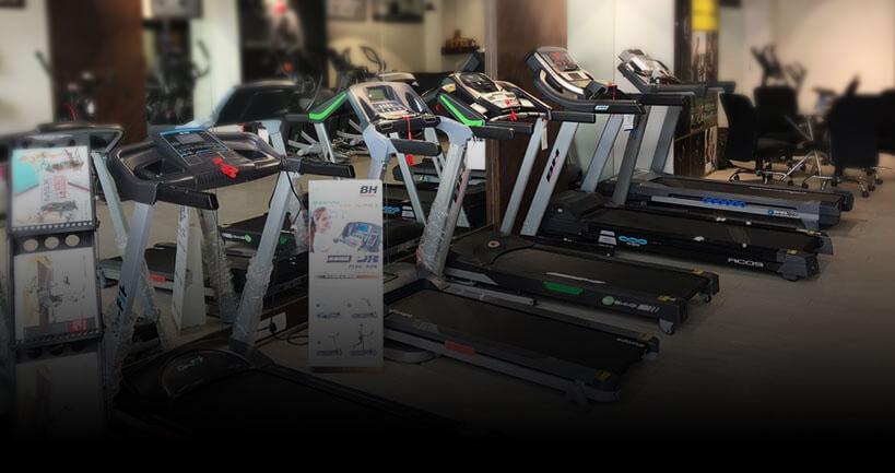treadmill shop hyderabad